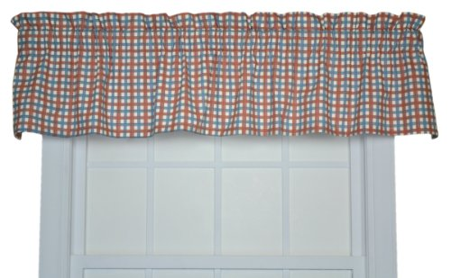 Check Tailored Curtain - 6