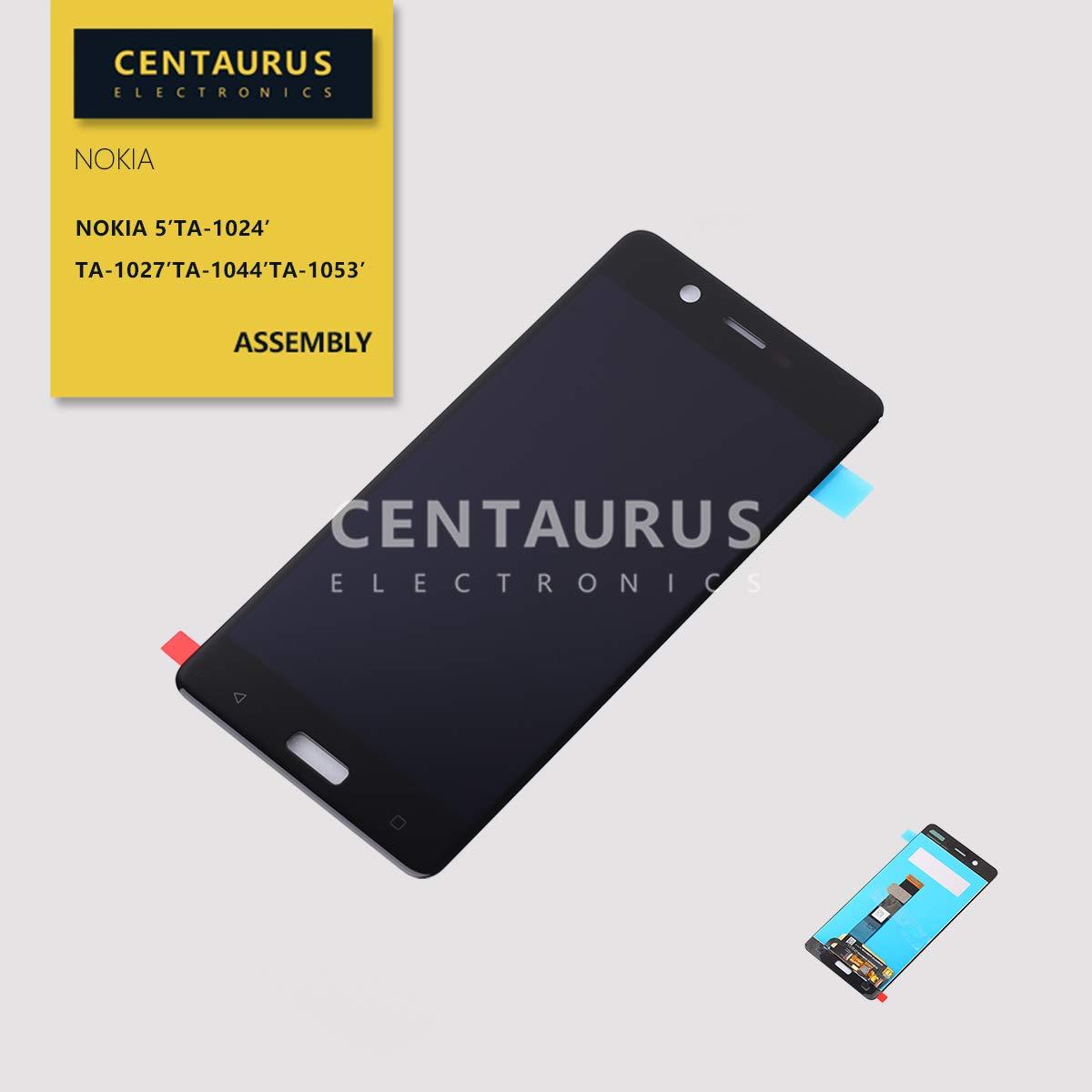 Lcd Display Touch Para Nokia 5 N5 Ta-1024 1027 1044 1053