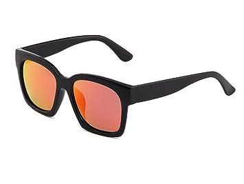 SHULING Gafas De Sol Nuevo Desplazamiento con Estilo Retro ...