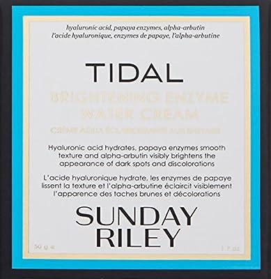 Amazon.com: Sunday Riley Tidal crema de agua enzima ...