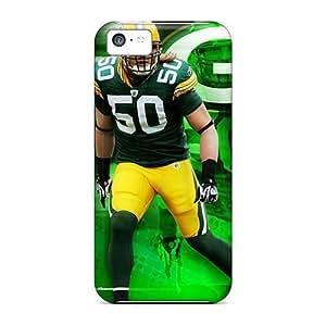 JGt2837wMIp Jamesler Green Bay Packers Durable Iphone 5c Tpu Flexible Soft CaseKimberly Kurzendoerfer