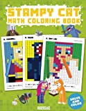 Stampy Cat Math Coloring Book: Pixel Art For Kids