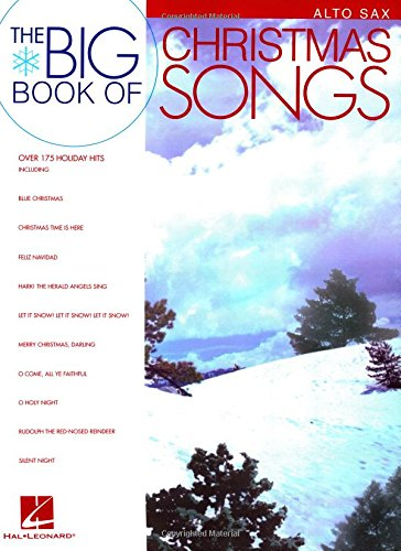 Big Book of Christmas Songs for Alto ()