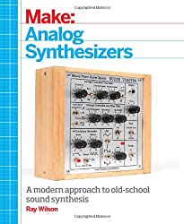 Image of the product Make: Analog Synthesizers that is listed on the catalogue brand of Brand: Make.