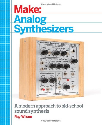 Pdf Transportation Make: Analog Synthesizers: Make Electronic Sounds the Synth-DIY Way