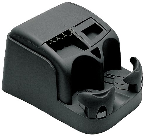 Hopkins BENCH-BLA Go Gear Seat Console, (Black)