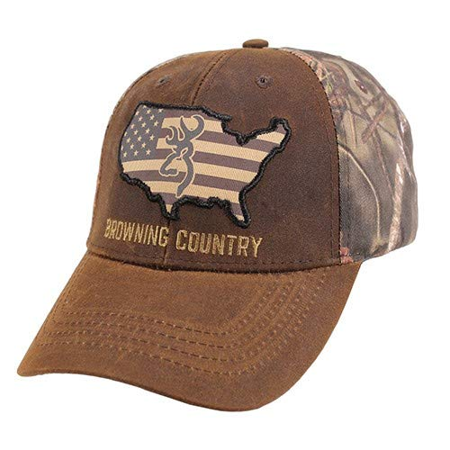 Browning, Cap, Country, Camouflage