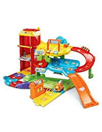 VTech Go! Go! Smart Wheels Park and Learn Deluxe Garage BOBEBE Online Baby Store From New York to Miami and Los Angeles