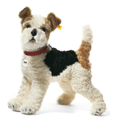 Steiff Foxy Fox Terrier 14'' by Steiff