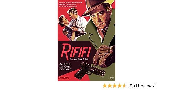 Amazon.com: Du rififi chez les hommes (Rififi) - Audio: Francais, Spanish - Region 2: Movies & TV