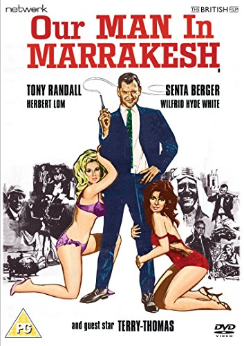 Our Man in Marrakesh (1966) ( Bang! Bang! You're Dead! ) [ NON-USA FORMAT, PAL, Reg.2 Import - United Kingdom ] ()