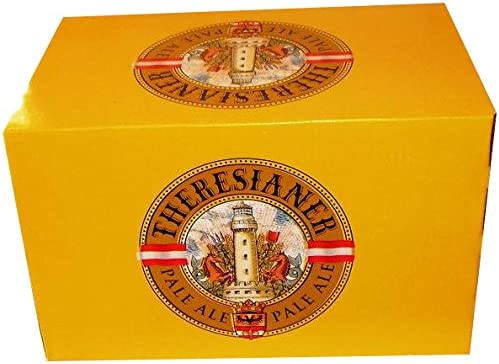 Caja de Cerveza Pale Ale Theresianer 1 X cl.33: Amazon.es: Alimentación y bebidas