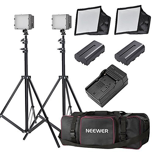 Neewer LED Light Kit