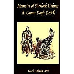 Memoirs of Sherlock Holmes A. Conan Doyle (1894)