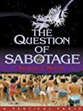 img - for The Question of Sabotage book / textbook / text book