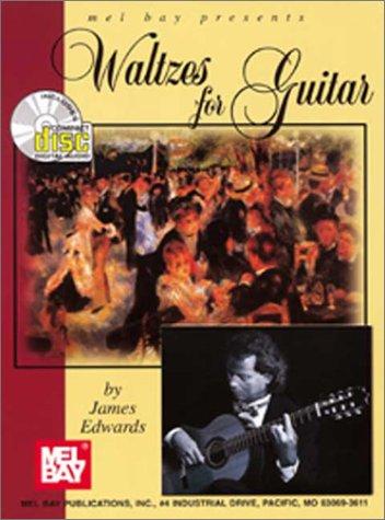 Mel Bay Waltzes for Guitar, James Edwards