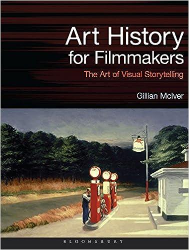 Art History For Filmmakers: The Art Of Visual Storytelling por Gillian Mciver epub
