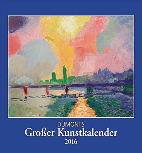 DuMonts Großer Kunstkalender 2016