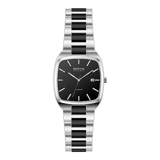 BERING Reloj Analógico para Hombre de Automático con Correa en Acero Inoxidable 13538-742: Amazon.es: Relojes