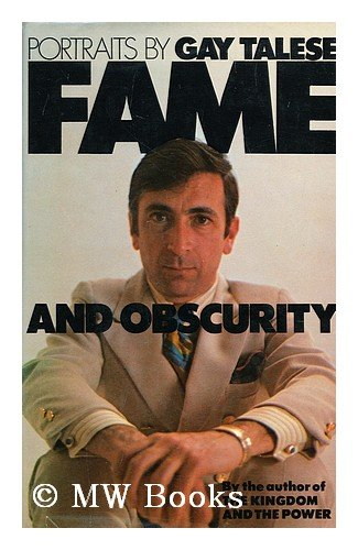 Fame and obscurity,: Portraits