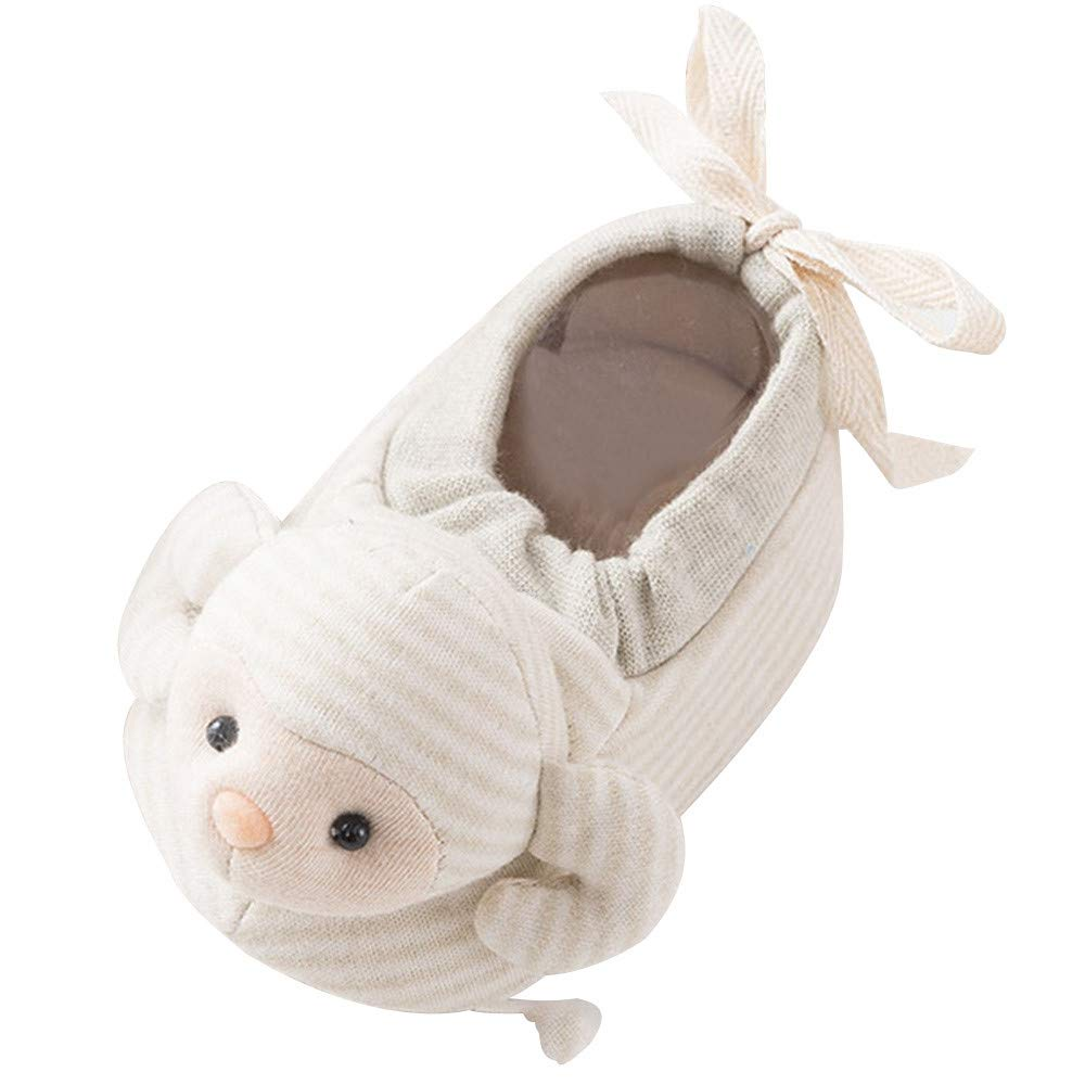 Cotton Shoes,Kimanli Baby Boy Girl Animal Image Soft Sole Anti-slip Toddler Winter Shoes