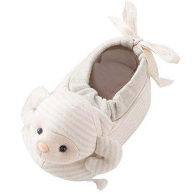 251de819a343d Amazon.com: Lucoo Baby Boy Girl Cartoon Animal Image Shoes Toddler ...