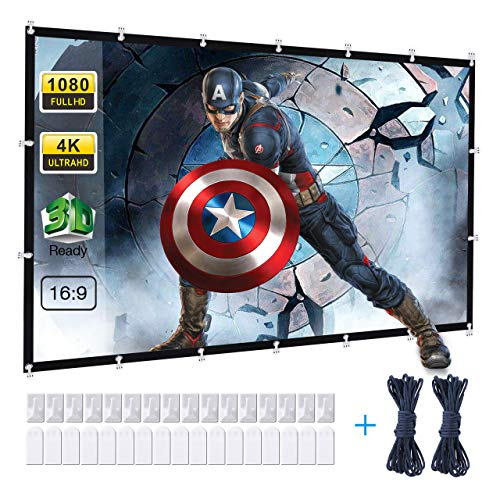Powerextra Projector Screen 120