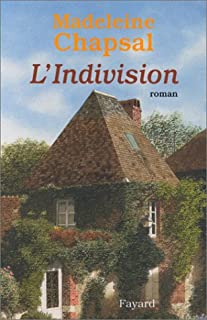 L'indivision, Chapsal, Madeleine