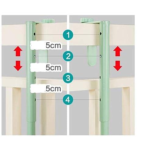 VYN Mesa de cubierta plegable con balcón para el hogar ...