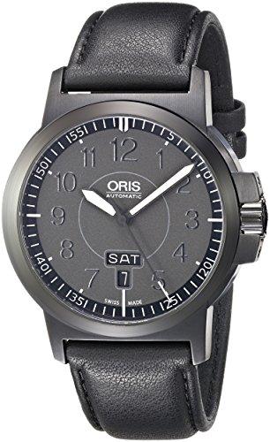 Oris Men's 735 7641 4764LS BC3 Advanced Aviation Stainless Steel Watch