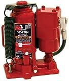 Torin Big Red Air Hydraulic Bottle Jack, 12 Ton Capacity
