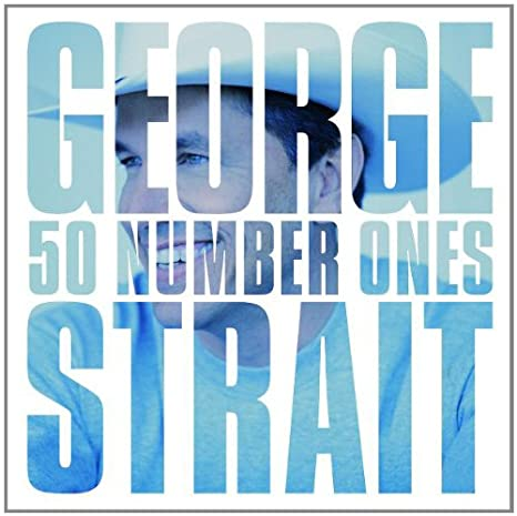 george strait 50 number one hits