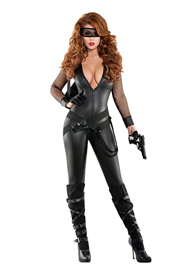 Sexy robber halloween costumes