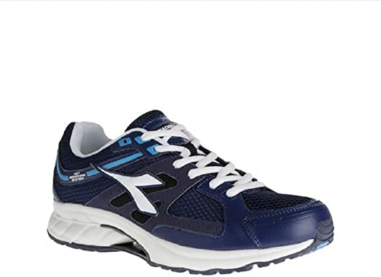 Diadora - Zapatillas de Running para Hombre Azul Blue/White: Amazon.es: Zapatos y complementos