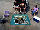 "Fan Mats Jacksonville Jaguars Tailgater Rug, 60"" x 72"""