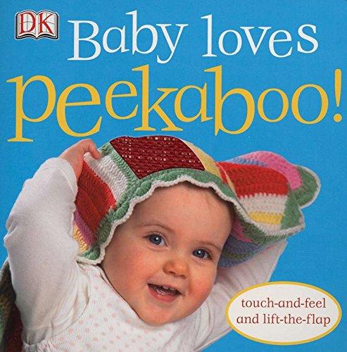 Baby Loves Peekaboo! [DK] (Tapa Dura)