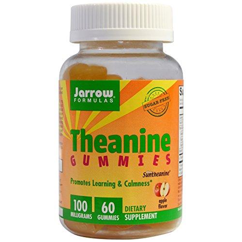 Jarrow Formulas Theanine Gummies Flavor