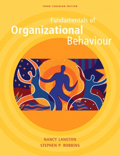 Robbins Organisational Behaviour Pdf