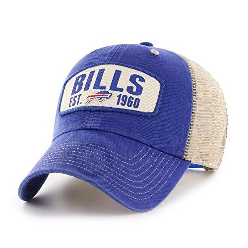 - NFL Buffalo Bills Woodford OTS Challenger Adjustable Hat, Team Color, One Size