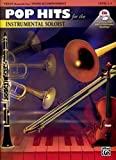 Pop Hits for the Instrumental Soloist for Strings: Violin, Book and CD