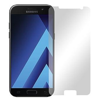 Slabo 2 x Protector de Pantalla para Samsung Galaxy A5 (2017) SM-A520F lámina Protectora de Pantalla Ultra Transparente Invisible: Amazon.es: Electrónica