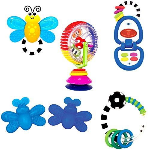 Sassy Baby's Basics Gift Set by Sassy