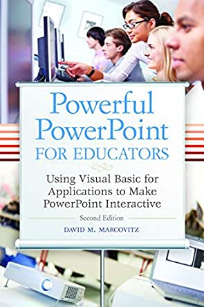 amazoncom powerful powerpoint for educators using