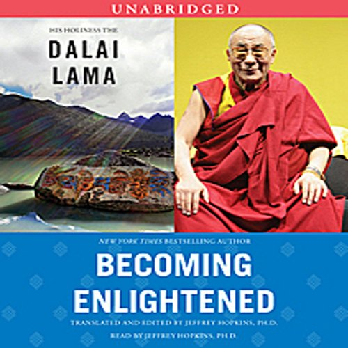 Becoming Enlightened Audiobook [Free Download by Trial] thumbnail