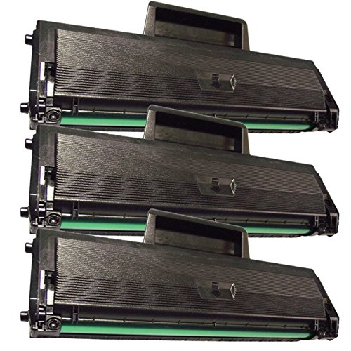 3 Inktoneram Replacement toner cartridges for Samsung D104S MLT-D104S Toner Cartridge Toner Cartridge SCX-3200 SCX-3200W SCX-3205 SCX-3205W ML-1660 ML-1660N ML-1665 ML-1670 ML-1675 ML-1865 ML-1865W