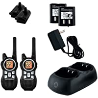 Motorola Mr350r Talk About 2 Way Radio With Up To 35 Mile Range