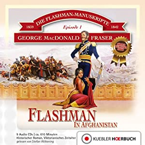 Flashman in Afghanistan (Flashman 1) Hörbuch
