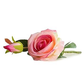 Amazon Foonee Rose Silk Flowers Single Silk Flowers Artificial