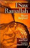 I Saw Ramallah, Mourid Barghouti, 9774244990