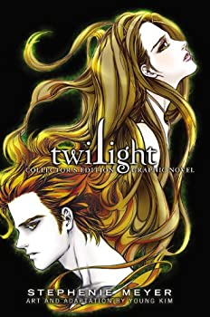 Twilight: The Graphic Novel 0316217174 Book Cover